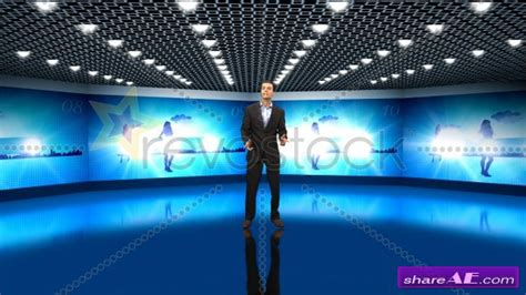 Revostock After Effects Templates Free by Studio Pro After Effects Project Revostock