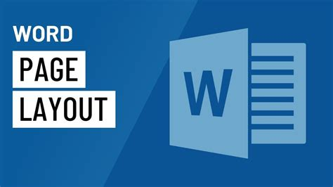 microsoft word page layout default word 2016 page layout youtube