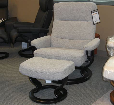 Stressless Atlantic Recliner by Ekornes Stressless Atlantic Pacific Recliner Chair Lounger