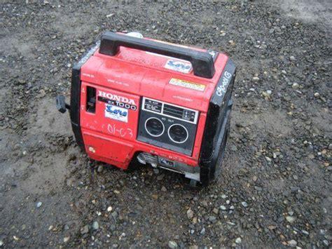 Strika Maspion Ex 10000 Ex1000 honda ex1000 portable generator