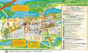 augustine florida local maps find a home