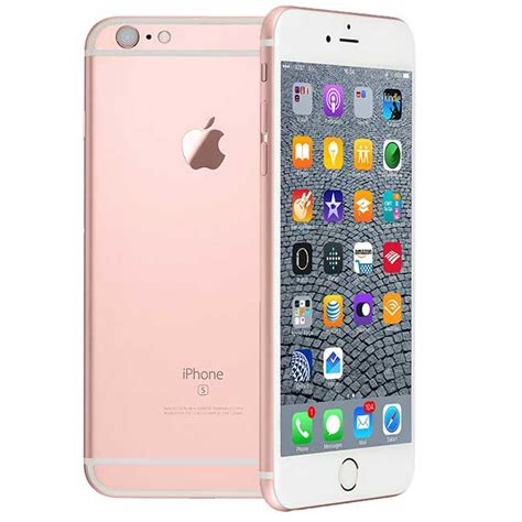 apple iphone   rose gold unlocked phone  att