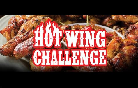 spicy wing challenge the fluid wing challenge foodchallenges