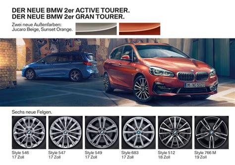 Bmw 2er Iperformance Active Tourer by Der Neue Bmw 2er Active Tourer Der Neue Bmw 2er Gran Tourer