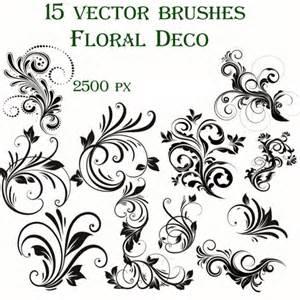4 designer v high definition pretty decorative pattern
