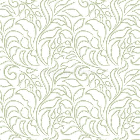 pattern over background floral seamless background abstract ornament geometric