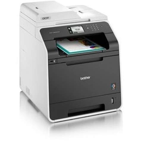 color laser all in one printer dcp l8400cdn color laser all in one printer ebuyer