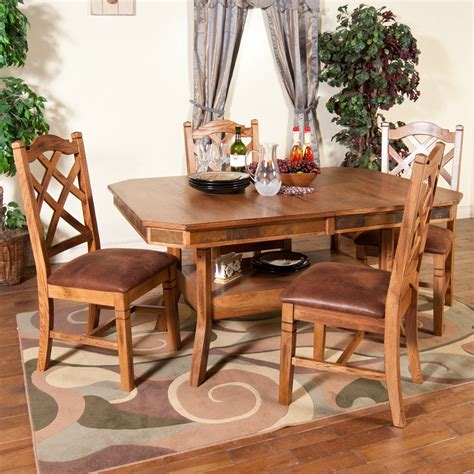 96 dining room ideas oak table oak dining room sedona wood double leaf dining table chairs in rustic