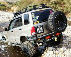 Ring Reflektor Rear Bumper Grand Vitara gq coil xrox bar hi mount winch opposite lock xrox bars offroad and 4x4