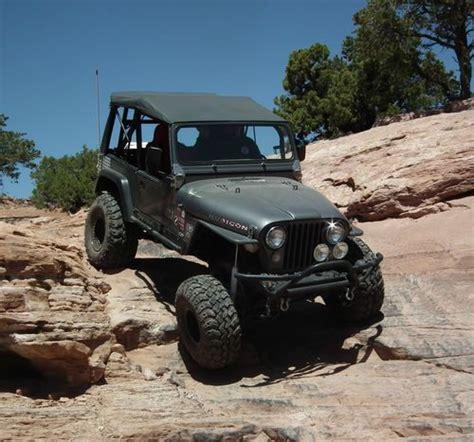 85 jeep cj7 purchase used 85 jeep cj7 rockcrawler in peyton colorado