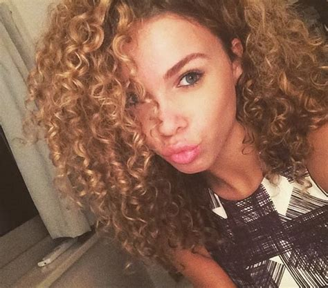 curly hairstyles on relaxed hair 21 pop perms looks you can try chic permed hairstyles