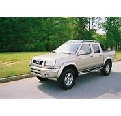 Picture Of 2000 Nissan Frontier 4 Dr SE Crew Cab SB Exterior