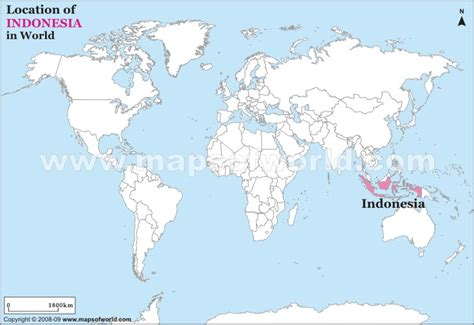 Indonesia Map World by Gallery For Gt Indonesia World Map Location