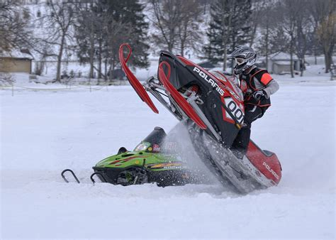 polaris snowmobile snowmobiles cat walk and walks on pinterest