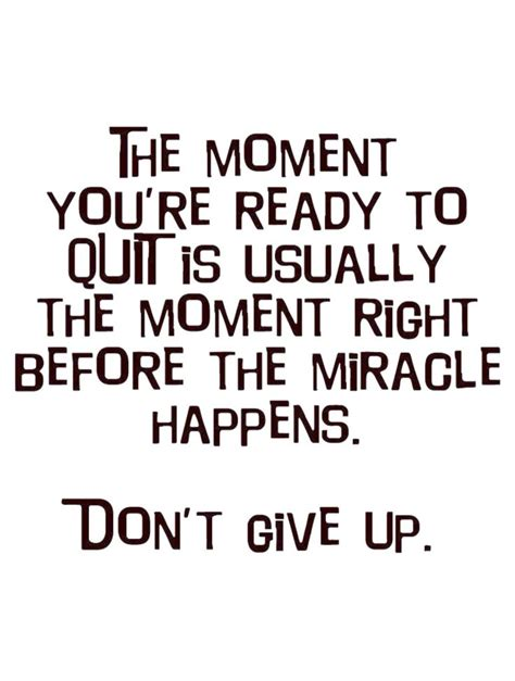 quotes about not giving up best 25 not giving up quotes ideas on never