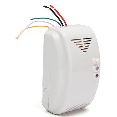 Alarm Motor Sensor Sentuh new 12v gas detector sensor alarm propane butane lpg motorhome for home alarm system