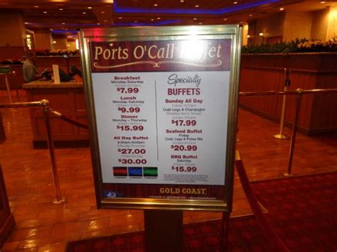 Photo4 Jpg Picture Of Gold Coast Hotel And Casino Las Las Vegas Buffet Prices