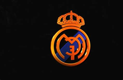 Real A by Real Madrid Logo Weneedfun