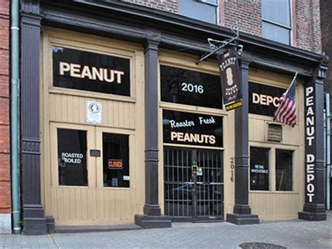 Office Depot Locations Mobile Al The Peanut Depot On Morris Avenue Birmingham Al