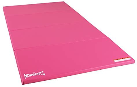 Norbert S Mats by Norbert S Athletic Products Folding Panel Mat 4 X 8 X 1