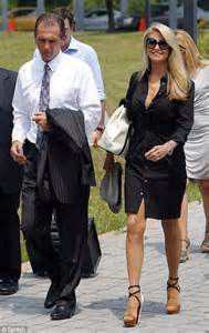 Brinkley And Cook Meet In Court by The Last Word In Supermodel Christie Brinkley S