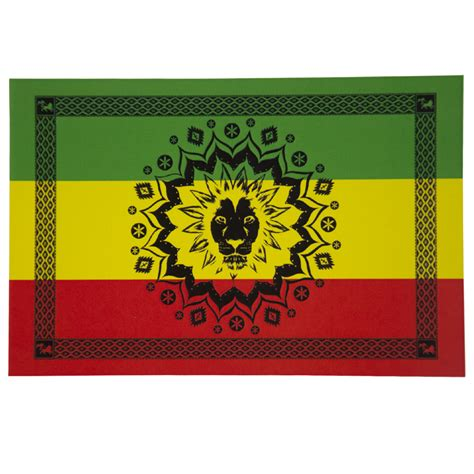 rasta home decor rasta lion star tapestry at rastaempire com