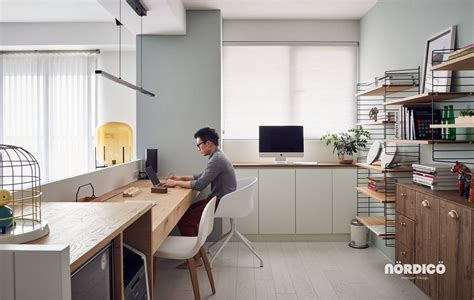 home office for two 36 inspirational home office workspaces that feature 2