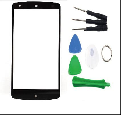 black free shipping for lg google nexus 5 d820 d821 outer
