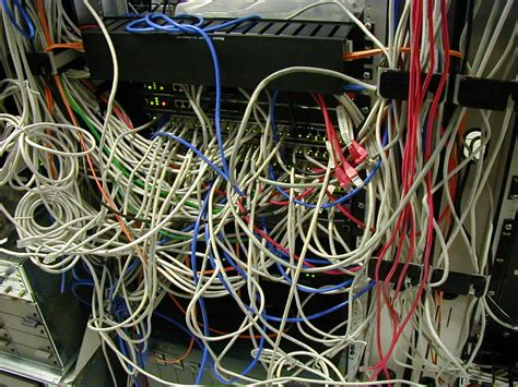 messy wires untangle this the world s worst cable clutters 171 wikibon blog