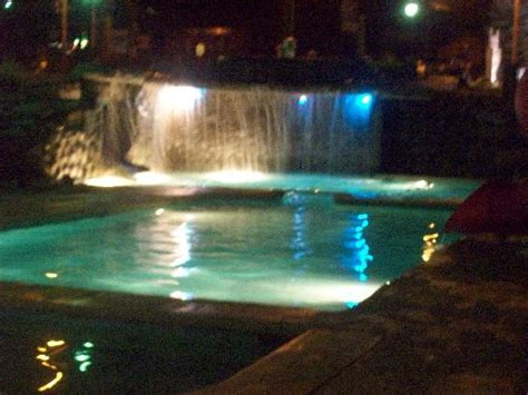 pool at night pool at night picture of brookside resort gatlinburg