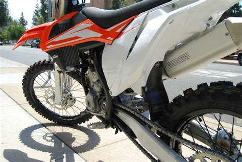 Ktm 250 Sx Price 2016 Ktm 250 Sx F Motorcycle From El Cajon Ca Today Sale