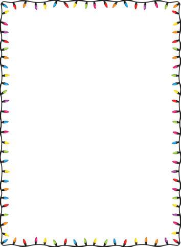light border light border clip 6132