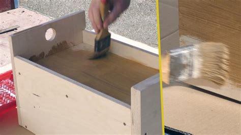 Werkzeugkasten Lackieren by Werkzeugkiste Selber Bauen Die Gewindestangen Box