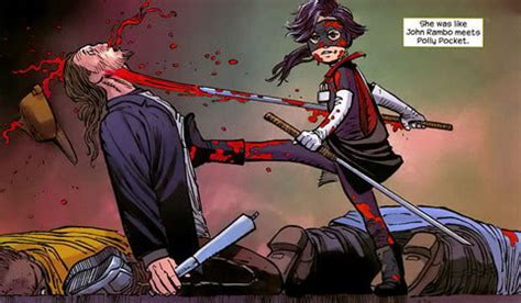 wallpaper girl killing boy kick ass and the hit girl debacle