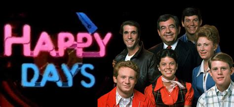 day on tv pillow talking s review of happy days pillow talking
