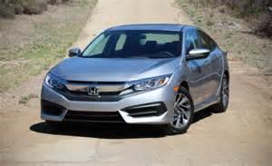 Honda Civic Length 2016 Honda Civic Sedan Price And Specs Completely New
