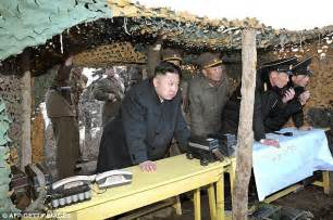 Room 39 Korea by Korea Declares War On South Britain Warns Jong