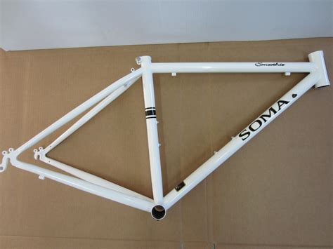 Tange Seat Cl 27 2mm White soma smoothie frame 48 43cm the paceline forum
