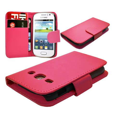 Hardcase Samsung Fame new premium 6 colour mobile phone flip cover for samsung galaxy fame s6810p ebay