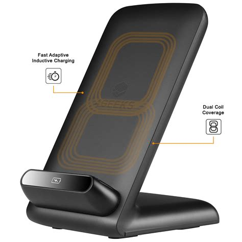 Charger Samsung Galaxy S8 S8 S8 Plus Fast Charging Type C Original adaptive fast wireless charger stand samsung galaxy s8