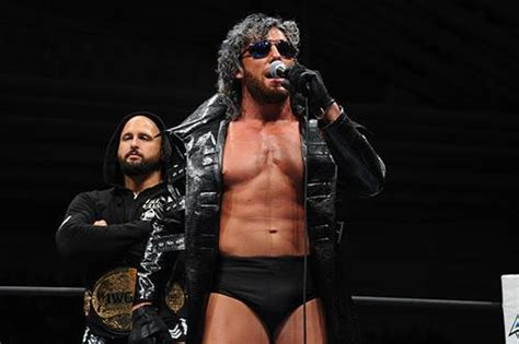 kenny omega bullet club wwe news eric bischoff and jim ross think wwe should