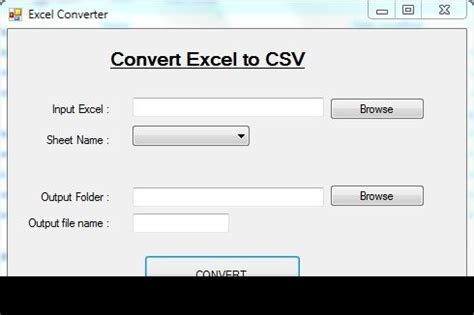 format csv in java convert excel to csv java source code