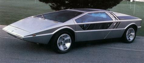 maserati boomerang concept car of the week maserati boomerang 1972 car