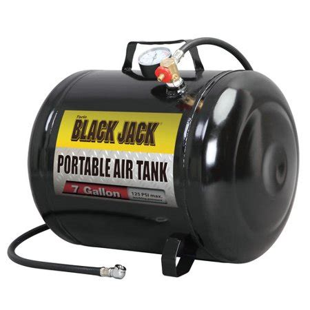 torin black portable air tank 7gal walmart