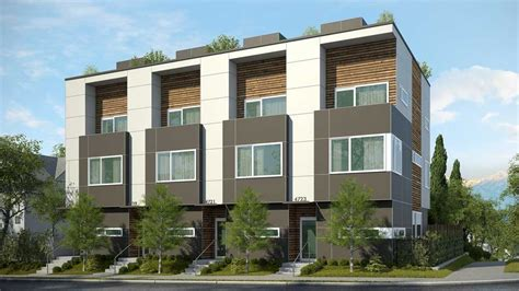 modern row house design exterior design for townhomes joy studio design gallery best design