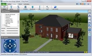 Dream Home Design Download by Dreamplan Home Design Software Free Software Downloads