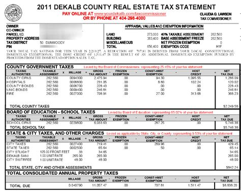 Dekalb County Indiana Property Tax Records Property Taxes Images