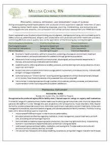 Rn Resume Sles New Grad by Federal Resume Buildersle Practitioner Resume