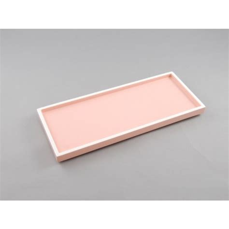 Pink And White Bathroom Accessories by Pink And White Vanity Tray Bathroom Accessories