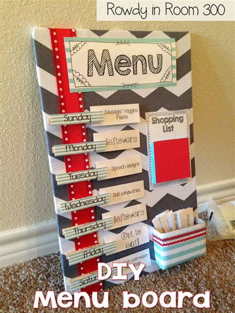 home menu board design menu board rowdy in room 300